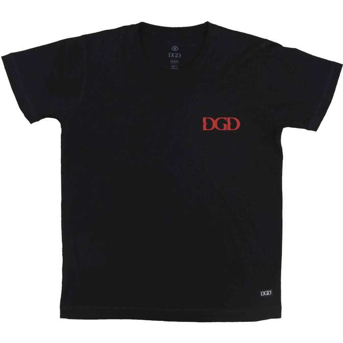 Foto Produk Kaos DGD Indonesia - INDO BRAILLE - Hitam, M dari DGD INDONESIA