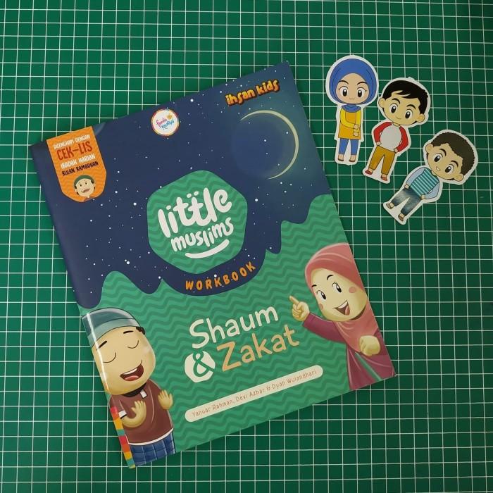 Jual Little Muslim Shaum Puasa Zakat Edutoys Buku Kreativitas Anak Kota Depok Mimicri2ndshop Tokopedia
