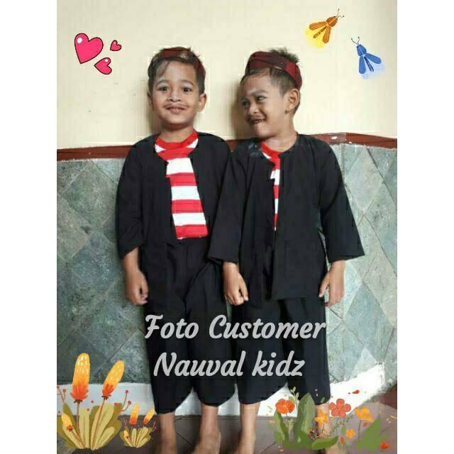 Jual Baju Adat Madura Baju Sakera Jakarta Selatan Delvinmall21 Tokopedia
