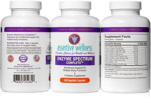 Foto Produk Digestive Enzymes Alone Are Not Enough - Enzyme Spectrum Complete Simu dari Exborders