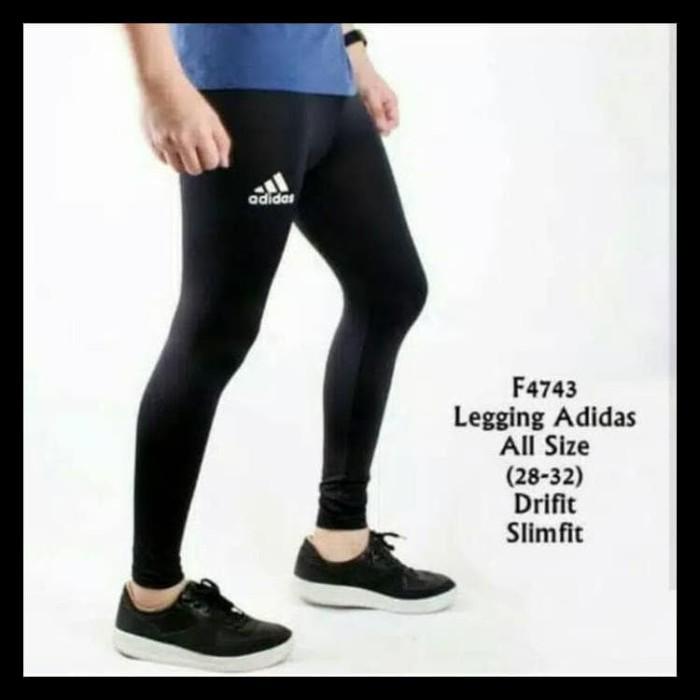 Jual Celana Legging Leging Pria Olahraga Diving Gym Fitness Running Kiper Jakarta Barat Adicandra 89 Tokopedia