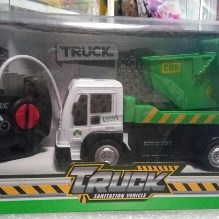 Foto Produk mobil remote truck sanitation vehicle dari MAG TOYS