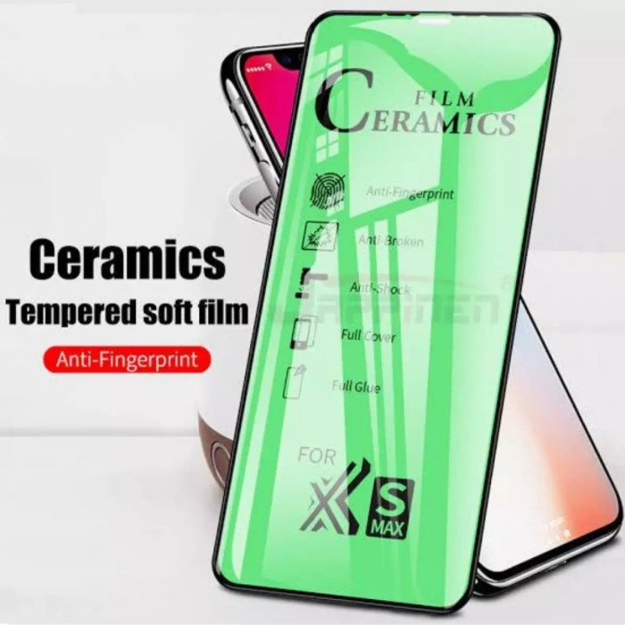 Foto Produk Anti gores Ceramic Film Tempered Glass Anti Pecah Vivo V17 pro dari SIP ACC