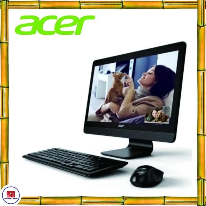 Foto Produk Acer AIO AC20-220 AMD A6-7310 / RAM 2GB / 500GB / 19.5″ / DOS dari Sadar Jaya Mandiri