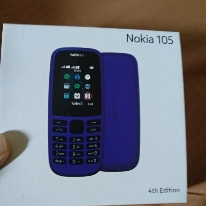 Foto Produk Nokia 105 TANPA PLASTIK dari BeGe Shop Jogja