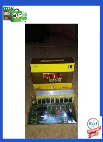 Foto Produk Jual kit inverter dc 12v/24v to ac 220v 750 watt Berkualitas dari sonia candra