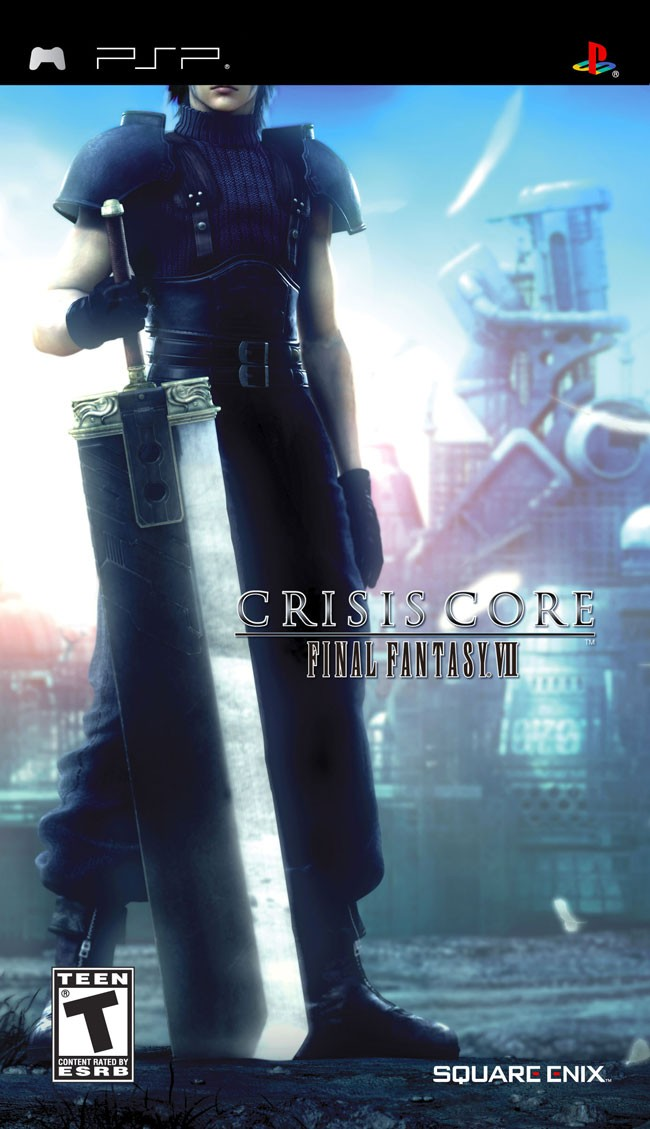 Jual PSP Game ROM - Crisis Core: Final Fantasy VII - Kab ...