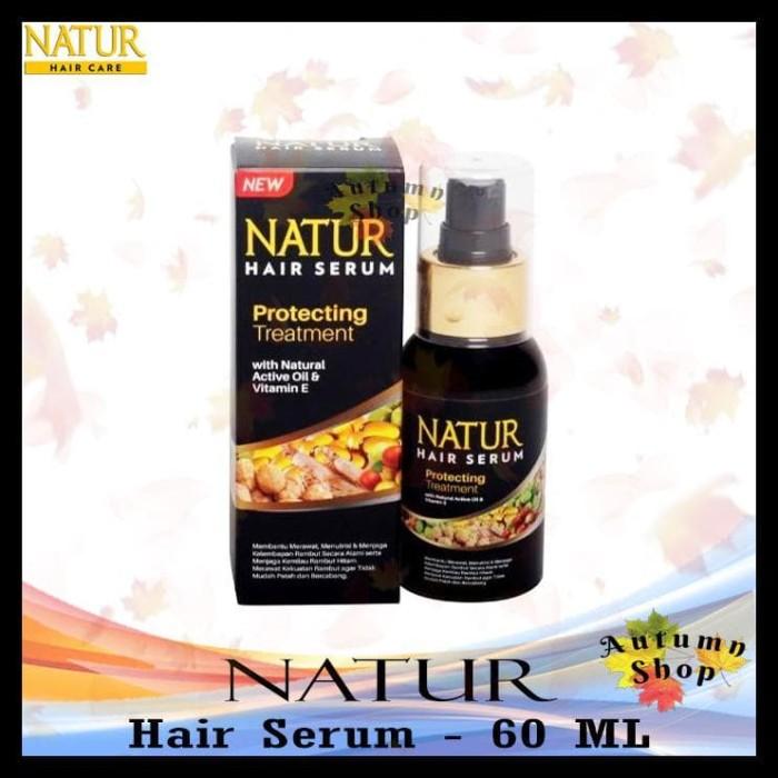 Jual Promo Natur Hair Serum 60 Ml Jakarta Barat Mathew Howard Tokopedia
