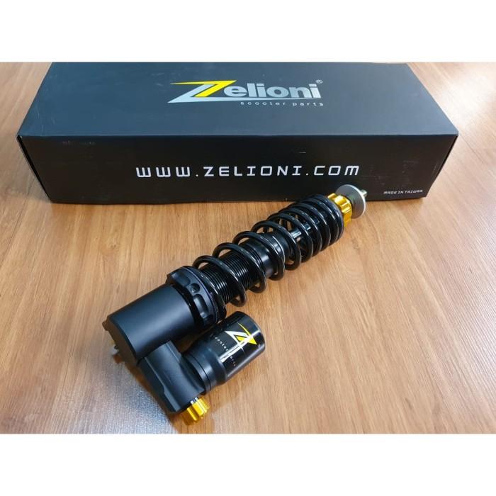 Foto Produk Zelioni Front Suspension Vespa Primavera & Sprint ABS Black matte dari Gaya Motor Baru