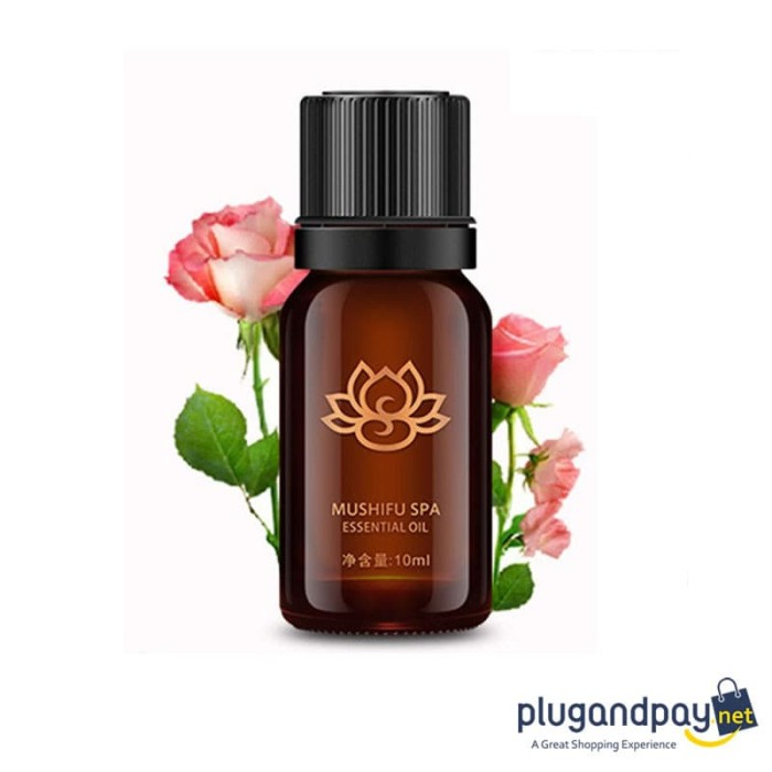 Foto Produk Pure Essential Fragrance Oils Aromatherapy Diffusers Ocean Aromaterapi dari plugandpay