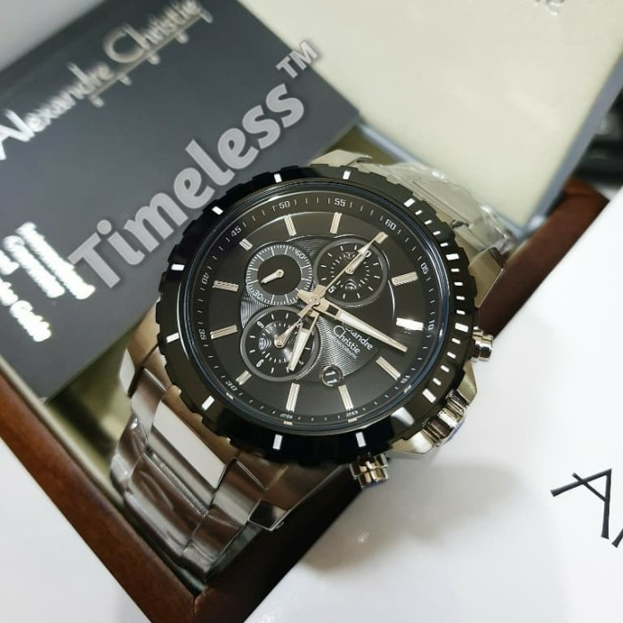 Foto Produk jam tangan pria alexandre christie ac 6141 MC (expedition) dari timelessindonesia