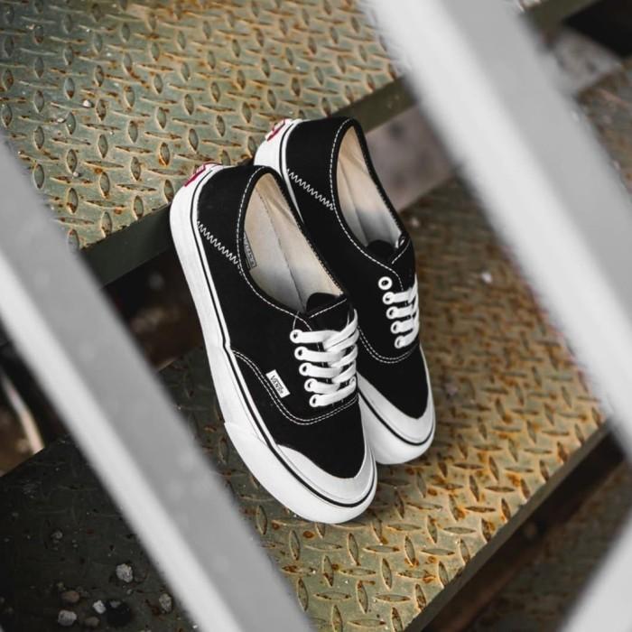 Jual Sepatu Vans Authentic SF Black