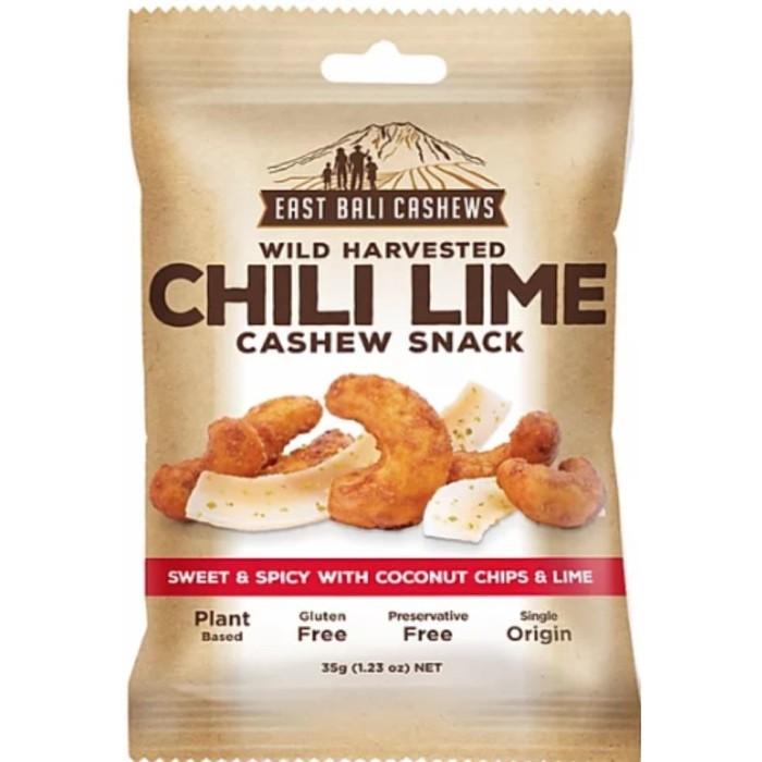 Foto Produk Chili Lime Cashew Snack East Bali Cashews dari Kantin Organik