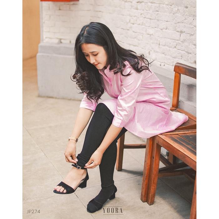 Jual Legging Wudhu Premium Yoorafashion Multifungsi Stocking Jp274 Hitam Kota Bandung Yoora Fashion Tokopedia