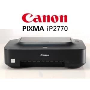 Foto Produk Canon PIXMA iP2770 Printer Inkjet Single Function Canon IP-2770 dari PojokITcom Pusat IT Comp
