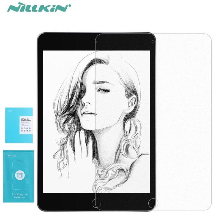Foto Produk Nillkin AG Paper-Like Screen Protector iPad Air (2019) - iPad Pro 10.5 dari Logay Accessories