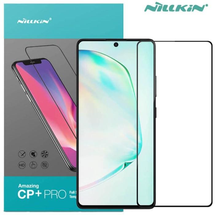 Foto Produk Nillkin CP Plus Pro Glass Samsung Galaxy S10 Lite - Tempered Original dari Logay Accessories