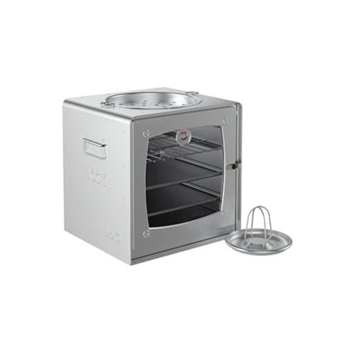 Foto Produk Oven Aluminium 03 Tempat Arang dari Hock Official Store
