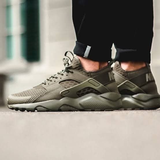 Jual Sepatu Nike Air Huarache Ultra Olive Green - Premium Import - Jakarta Selatan - Kinya Store | Tokopedia