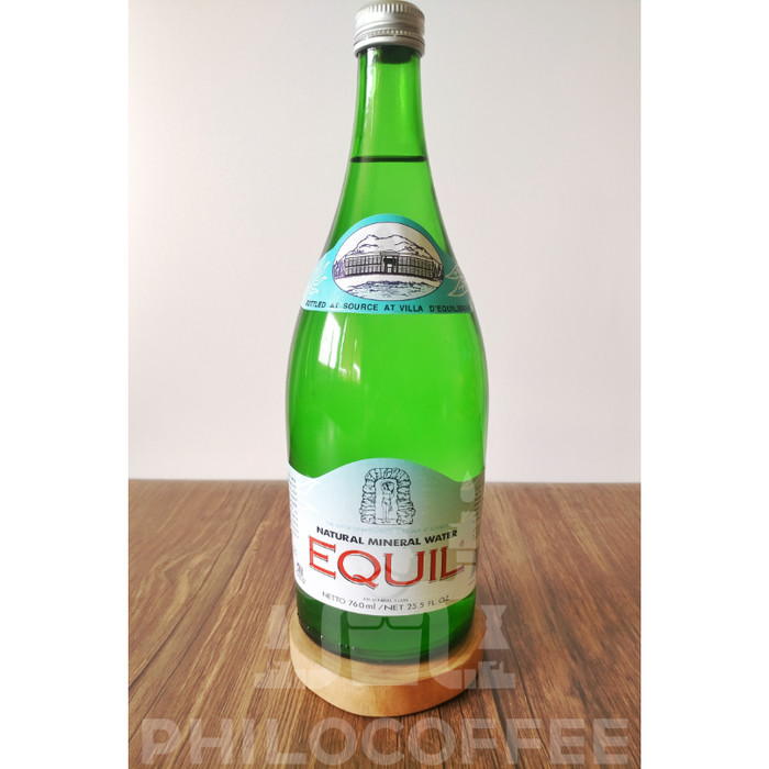 Foto Produk Equil Natural Mineral Water 760ml | Per Botol Air Mineral dari Philocoffee