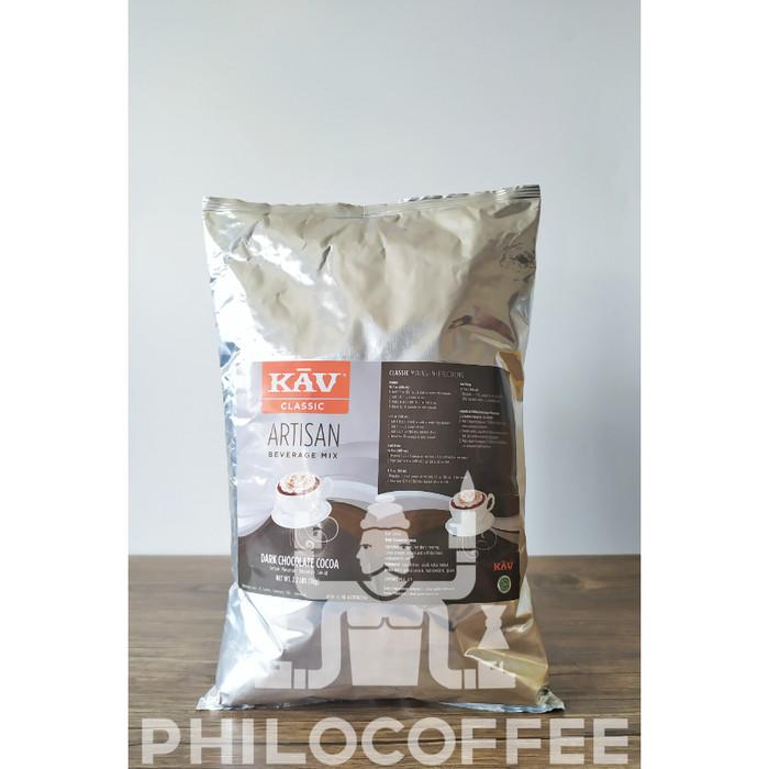 Foto Produk KAV Artisan Dark Chocolate Cocoa Premium 1kg | Powder Drink dari Philocoffee