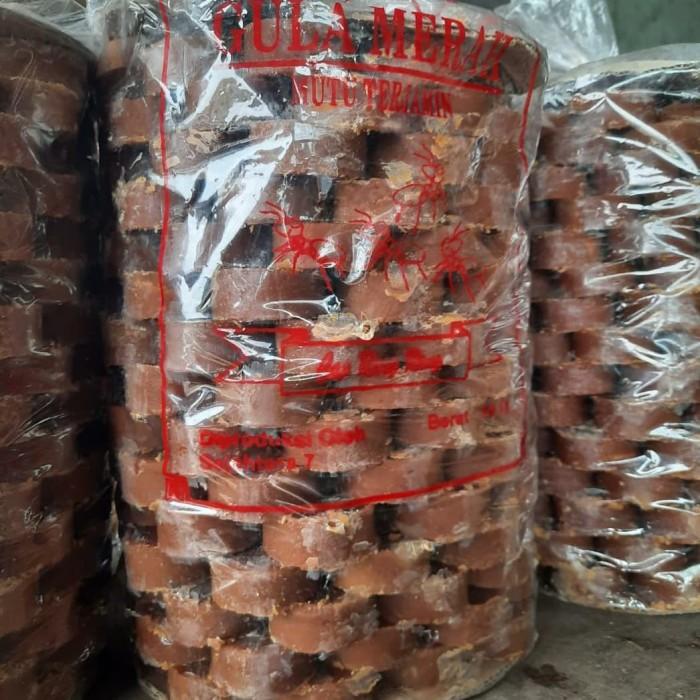 Foto Produk Gula Merah /Gula Jawa 10 kg /via grab/gojek dari osp shop