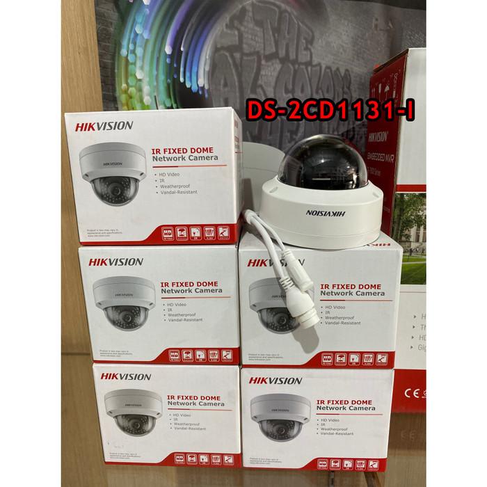 Foto Produk HIKVISION DS-2CD1131-I 3 MP CCTV KAMERA INDOOR / DS-2CD1131-I dari Papayah
