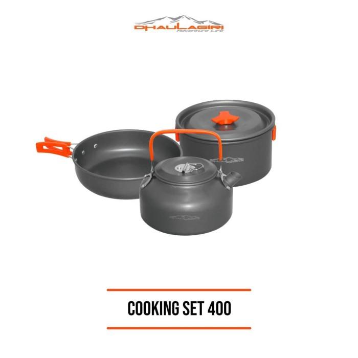 Foto Produk Dhaulagiri cooking set dh 400 dari Dhaulagiri official