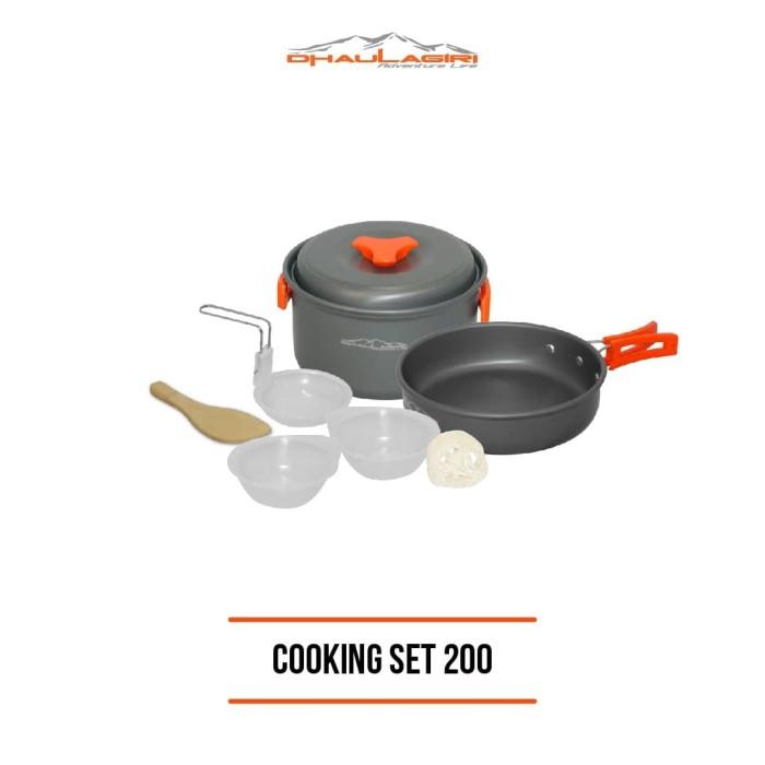 Foto Produk Dhaulagiri cooking set DH 200 dari Dhaulagiri official
