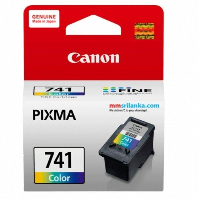 Foto Produk Cartidge Canon CL-741 CL 741 Catridge Canon pixma dari PojokITcom Pusat IT Comp