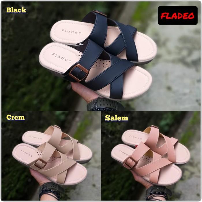 Foto Produk Sandal Wanita Fladeo A4 Terbaru dari DLShoes
