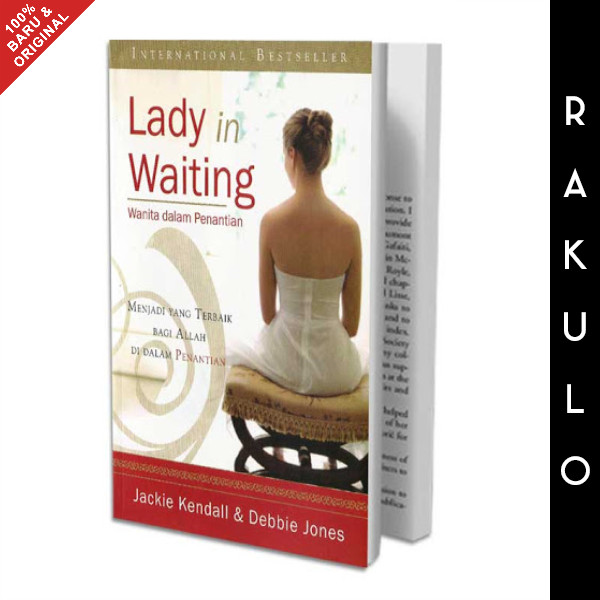 Foto Produk Buku Lady In Waiting - Jackie Kendall & Debbie Jones dari Rakulo