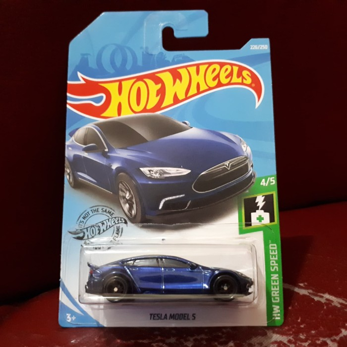 Jual Hot Wheels Tesla Model S Treasure Hunt Super Jakarta Utara Arcatoko Tokopedia