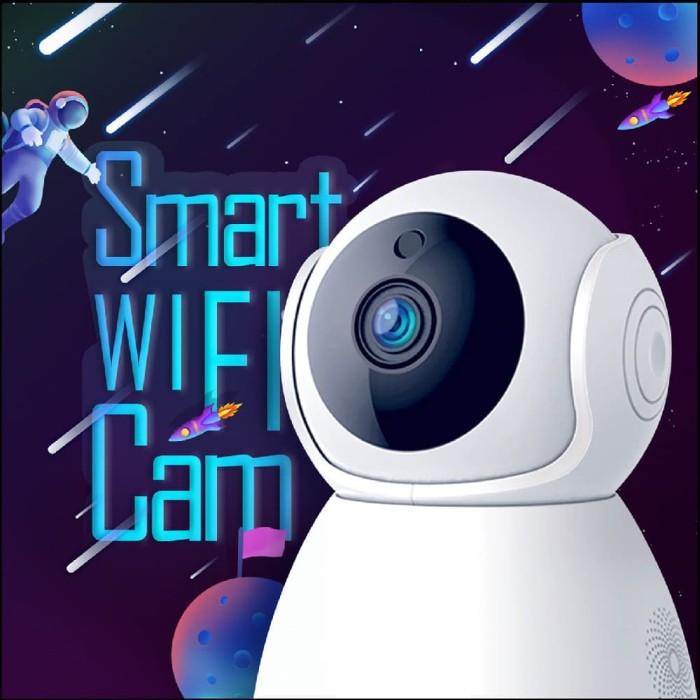 Foto Produk Ip Camera Wireless 2Mp Full HD 1080p Cctv Mini Cctv WIFI V380 PRO dari South Ocean