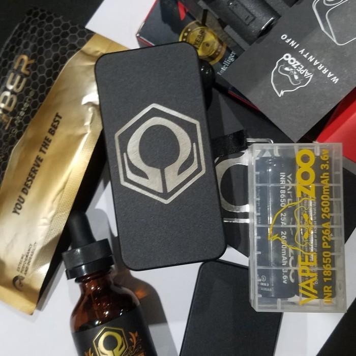 Foto Produk Hexohm V3 Black Powder Coat / powdercoat + Bonus dari Hexzoo V3