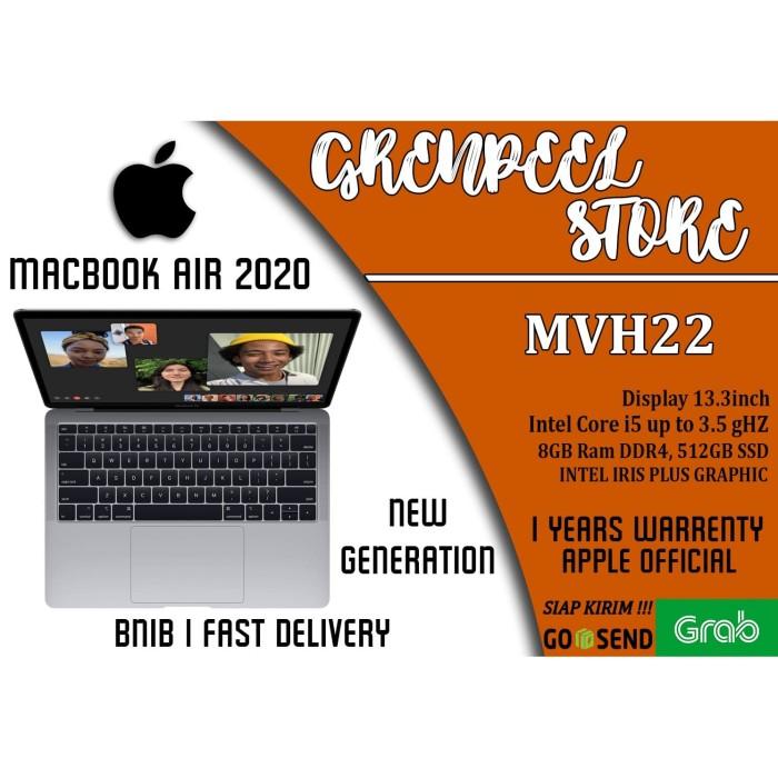 Jual Apple MacBook Air 2020 13.3 Inch 512GB SSD Touch ID ...