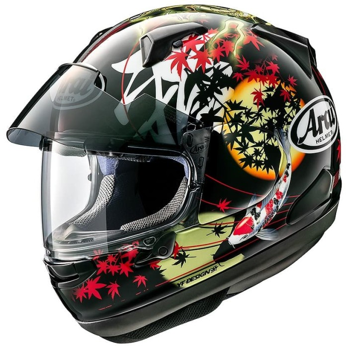 Foto Produk Arai SNI Astral-X Oriental 2 Helm Full Face - M dari Arai Indonesia