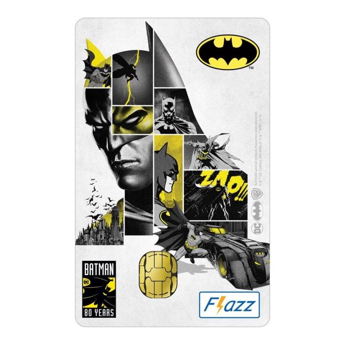 Foto Produk Kartu Flazz Batman Putih Gen 1 dari Flazz Official Shop