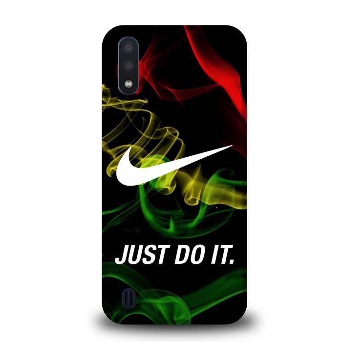 Jual Casing Samsung Galaxy A01 Reggae Nike Wallpaper X3353 Kota Semarang Infinity Case Store Tokopedia