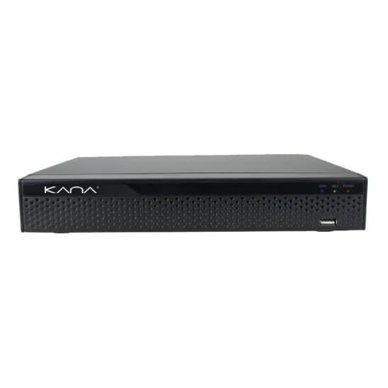 KANA DVR 5 in1  4 Channel XVR6004HD 5MP