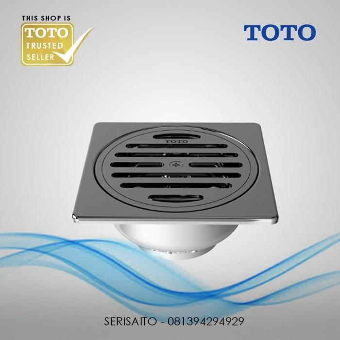Foto Produk Floor Drain TOTO TX1DB / Pembuangan Saringan Kamar Mandi Toilet dari serisaito