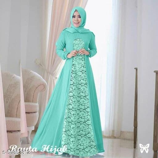 Jual Baju Wanita Muslim Baju Gamis Maxi Rayta Warna Hijau Kab Tangerang Hendikstore Tokopedia