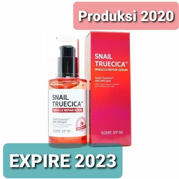 Foto Produk SOMEBYMI SNAIL TRUECICA Miracle Repair Serum 50ml (Full Size) dari Triaauto
