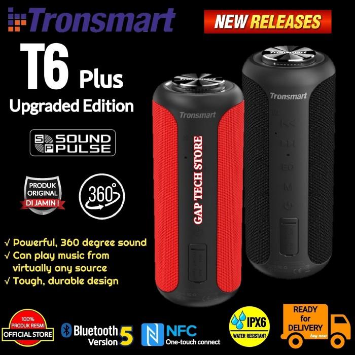 Foto Produk TRONSMART T6 plus Upgraded / T6 Plus Upgrade / T6+ Upgrade Edition dari GAP TECH STORE