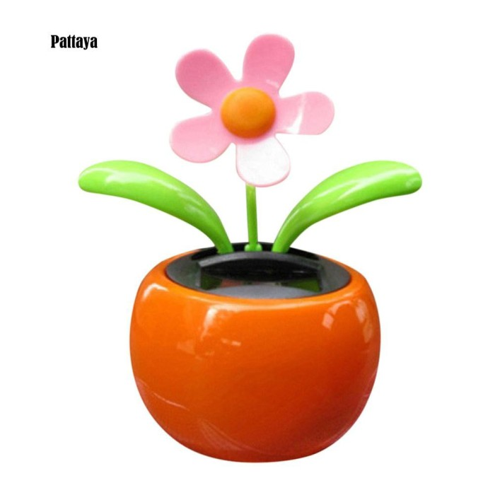 Jual Stock Terbatas P Solar Powered Dancing Swinging Animated Flower Toy Kab Bogor Planetary Bandung Tokopedia