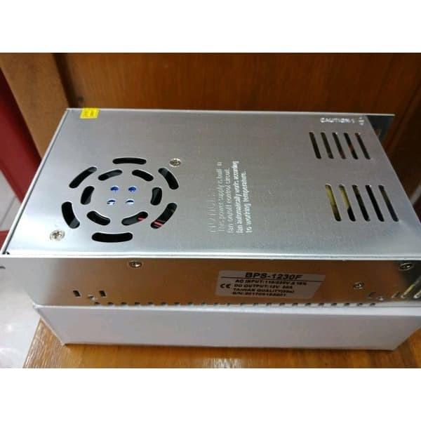 Foto Produk Jual Power Suply cctv 12V 30A Diskon dari GameMania9