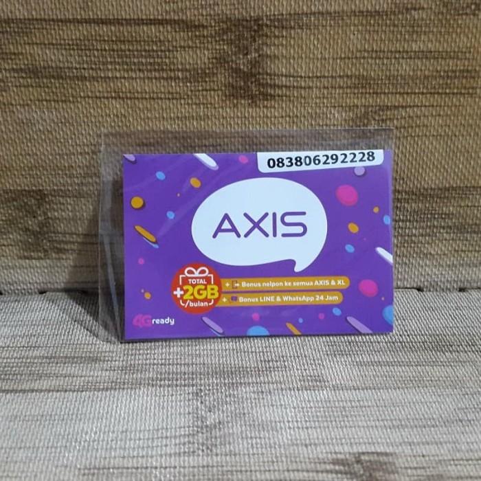 Foto Produk Nomor Cantik Axis 0629 2228 Kartu Perdana Axis 4G Ready 30 Nov 2020 dari idStoreplus