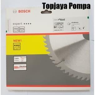 """Foto Produk Mata Gergaji Kayu Circular 7"""" BOSCH 24T Expert For Wood dari TOPJAYA POMPA"""