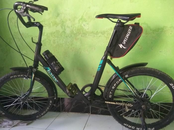 Jual Sepeda Minion Kab Tegal Sepeda Tegalz Tokopedia