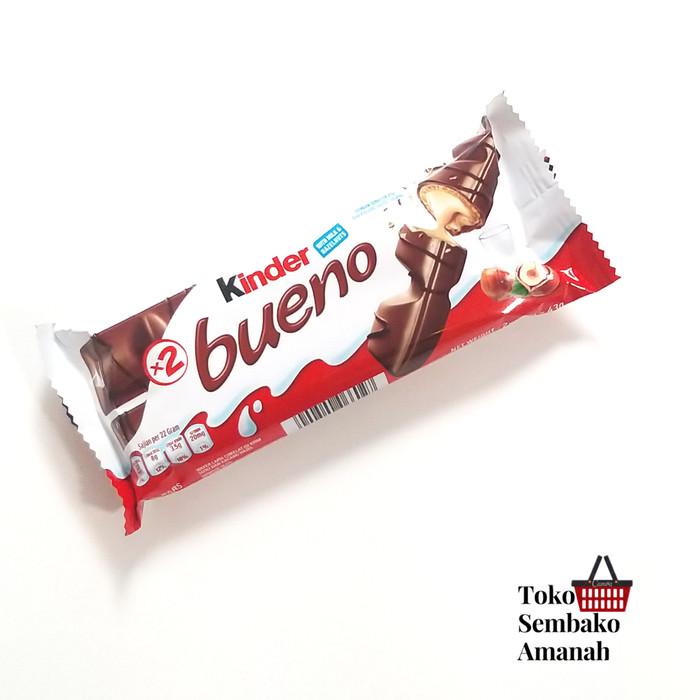 Foto Produk Kinder Bueno Chocolate 43gr dari Sembako Amanah20